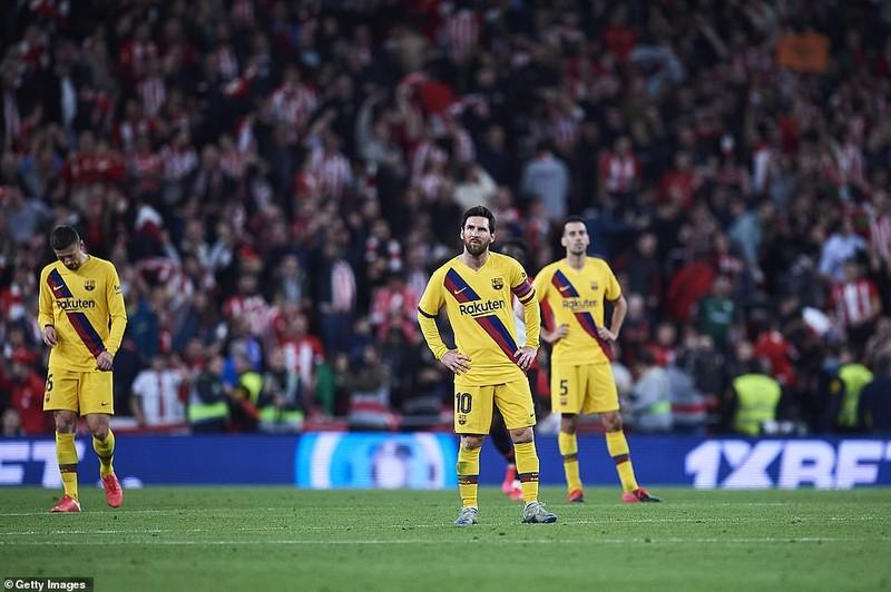 Real Madrid và Barcelona cùng thua sốc, chia tay Cúp Nhà Vua - ảnh 7
