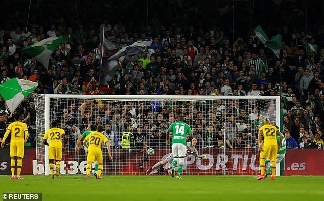 Messi lập hat trick kiến tạo, Barca liên tục rượt đuổi tỉ số - ảnh 1