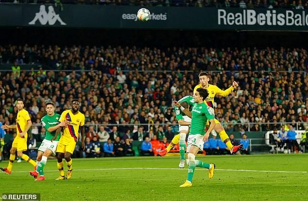 Messi lập hat trick kiến tạo, Barca liên tục rượt đuổi tỉ số - ảnh 5