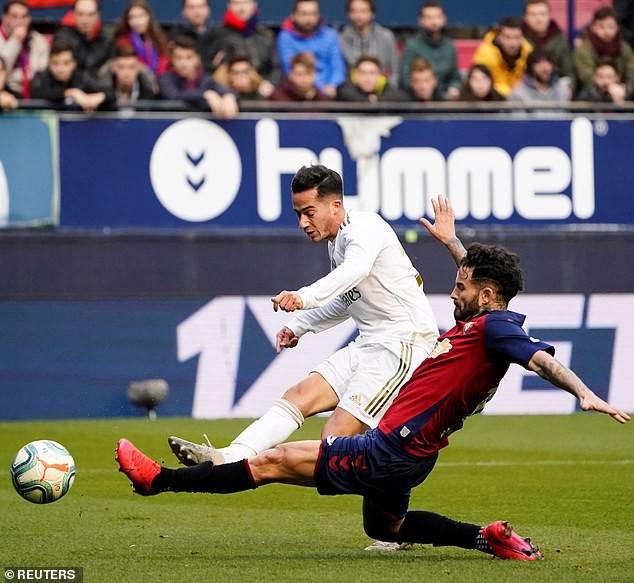 Lội ngược dòng tưng bừng, Real Madrid tiếp tục bảo vệ ngôi đầu - ảnh 5