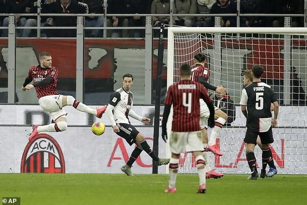"""Ronaldo """"nổ súng"""", Juventus thoát thua AC Milan phút cuối - ảnh 2"""
