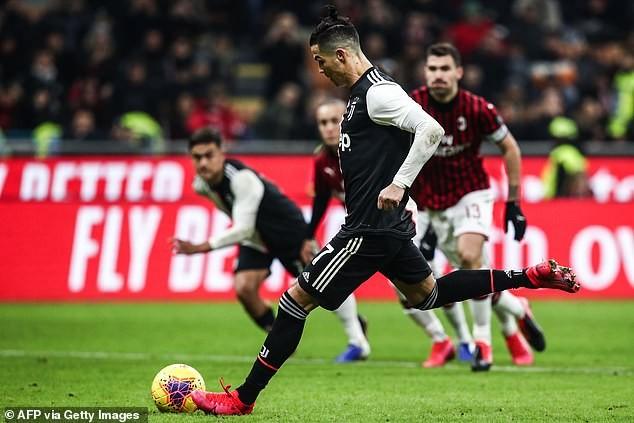 """Ronaldo """"nổ súng"""", Juventus thoát thua AC Milan phút cuối - ảnh 5"""