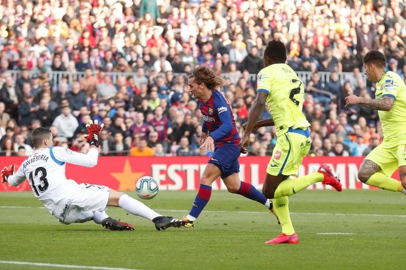 Messi tiếp tục 'tịt ngòi', Barca thắng khó Getafe tại Nou Camp - ảnh 4