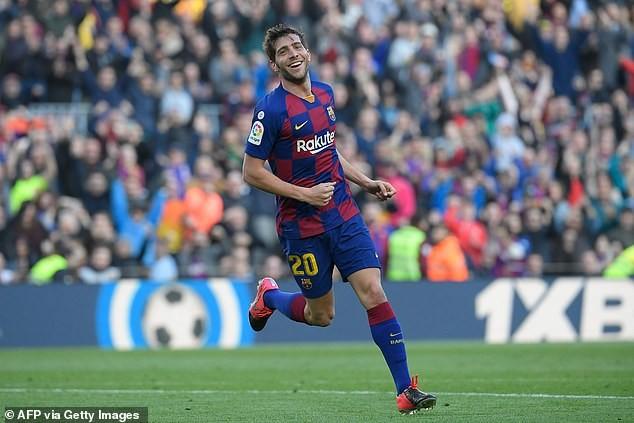 Messi tiếp tục 'tịt ngòi', Barca thắng khó Getafe tại Nou Camp - ảnh 5