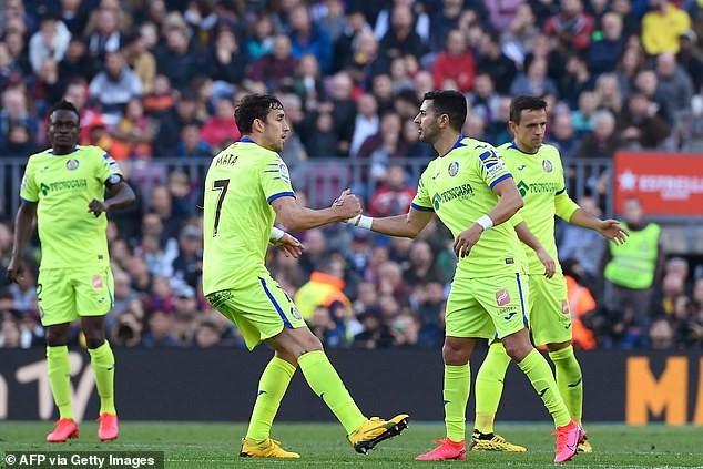 Messi tiếp tục 'tịt ngòi', Barca thắng khó Getafe tại Nou Camp - ảnh 6