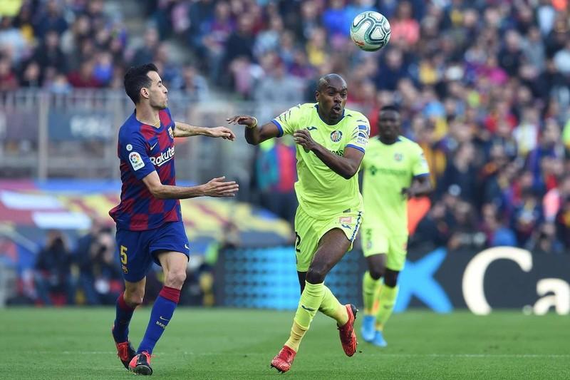 Messi tiếp tục 'tịt ngòi', Barca thắng khó Getafe tại Nou Camp - ảnh 2