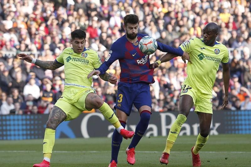 Messi tiếp tục 'tịt ngòi', Barca thắng khó Getafe tại Nou Camp - ảnh 7