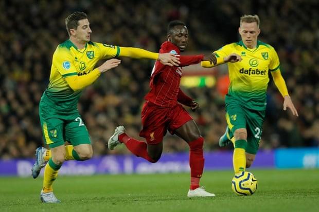 Mane tỏa sáng, Liverpool nhọc nhằn thắng đội chót bảng - ảnh 3