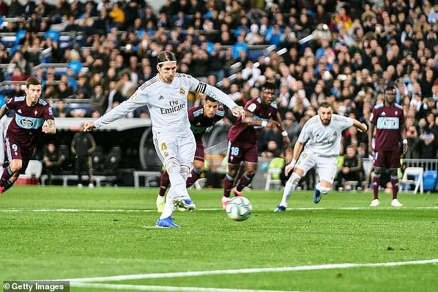 Chia điểm phút cuối, Real Madrid lung lay ngôi đầu trước Barca - ảnh 5
