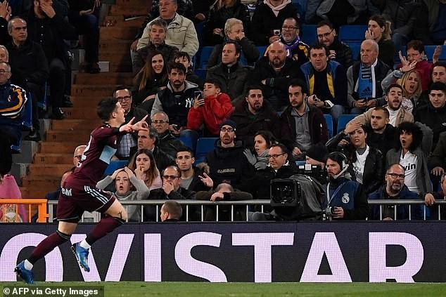 Chia điểm phút cuối, Real Madrid lung lay ngôi đầu trước Barca - ảnh 6