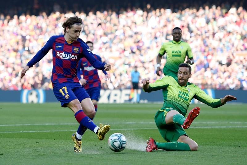 """Messi lập poker, Barcelona """"huỷ diệt"""" Eibar chiếm ngôi đầu - ảnh 2"""