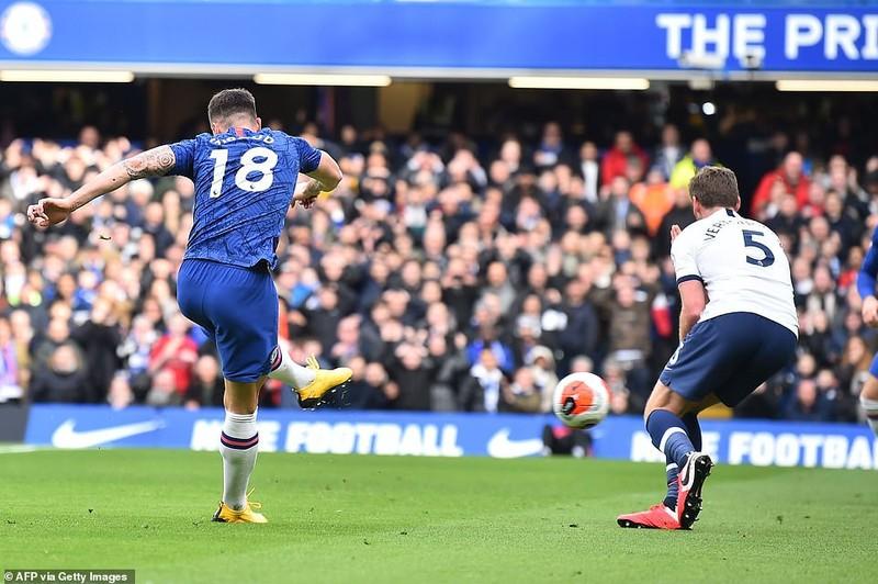 Đánh bại Tottenham trên sân nhà, Chelsea giữ chắc vị trí thứ 4 - ảnh 2