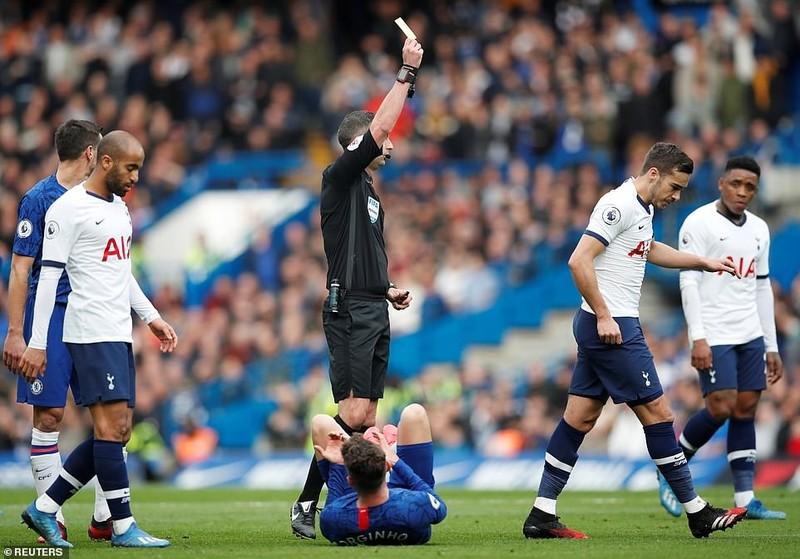 Đánh bại Tottenham trên sân nhà, Chelsea giữ chắc vị trí thứ 4 - ảnh 5