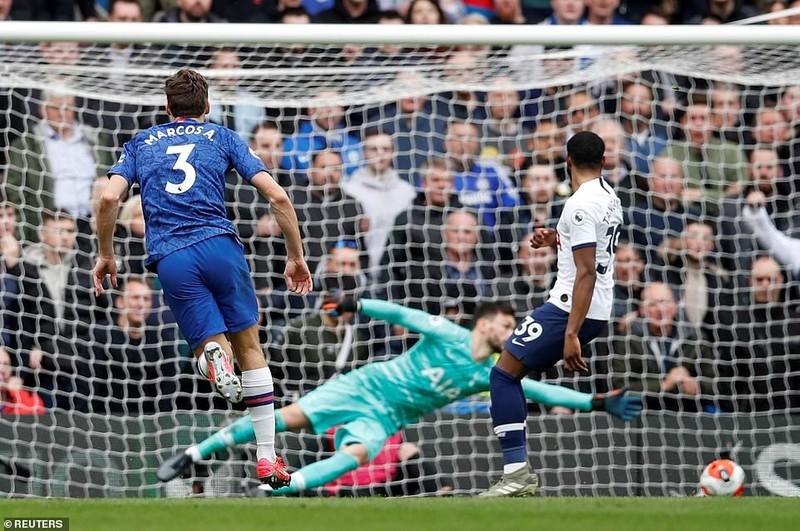 Đánh bại Tottenham trên sân nhà, Chelsea giữ chắc vị trí thứ 4 - ảnh 4