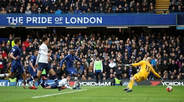 Đánh bại Tottenham trên sân nhà, Chelsea giữ chắc vị trí thứ 4 - ảnh 7