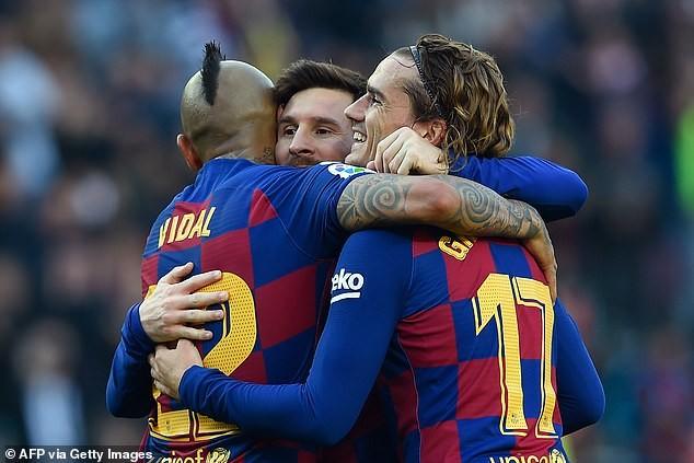 Dịch COVID-19 khiến Messi và đồng đội bị kiểm tra nghiêm ngặt - ảnh 1