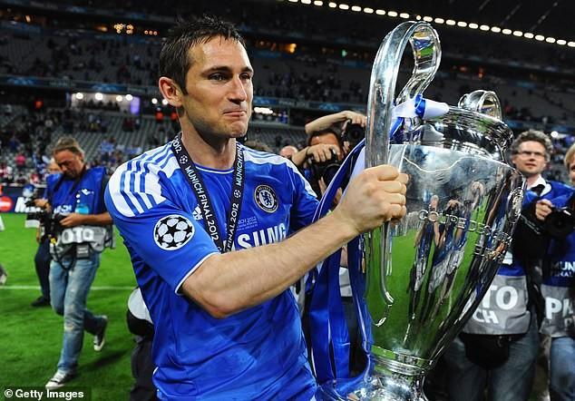 Lampard bi quan trước đại chiến với Bayern Munich trên sân nhà - ảnh 1