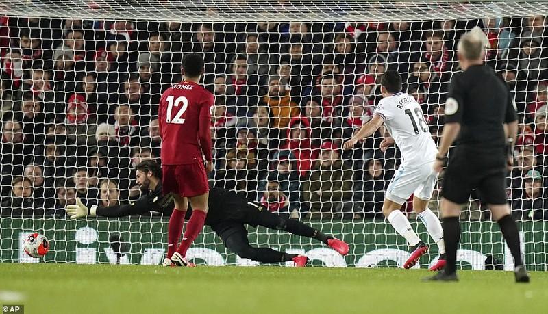 Liverpool thắng khó West Ham bằng màn rượt đuổi tỉ số  - ảnh 4