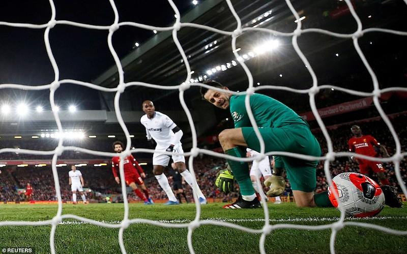 Liverpool thắng khó West Ham bằng màn rượt đuổi tỉ số  - ảnh 5