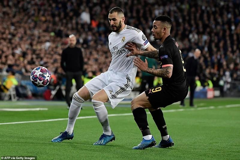 Bùng nổ cuối trận, Man. City thắng ngược kịch tính Real Madrid - ảnh 1