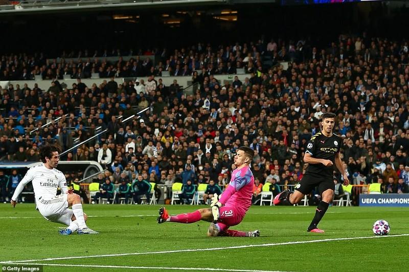 Bùng nổ cuối trận, Man. City thắng ngược kịch tính Real Madrid - ảnh 4