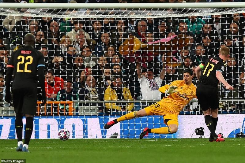 Bùng nổ cuối trận, Man. City thắng ngược kịch tính Real Madrid - ảnh 7