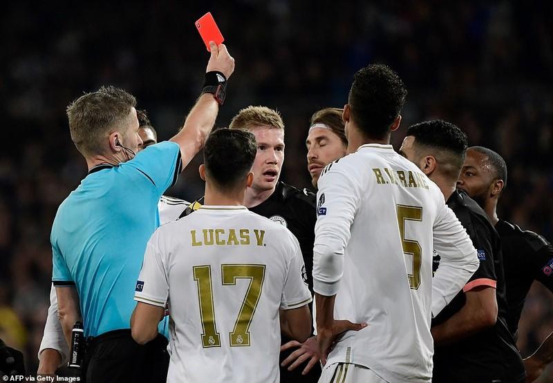 Bùng nổ cuối trận, Man. City thắng ngược kịch tính Real Madrid - ảnh 8