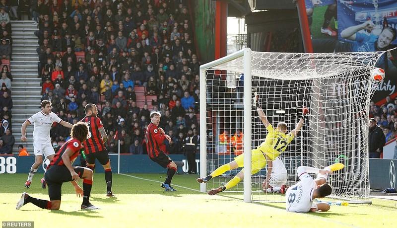 Hòa nhọc nhằn trên sân Bournemouth, Chelsea lung lay tốp 4 - ảnh 2