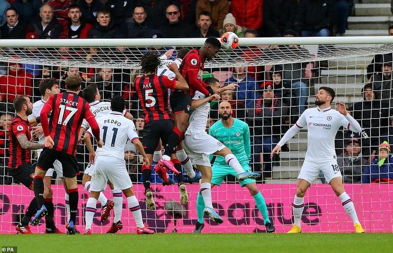 Hòa nhọc nhằn trên sân Bournemouth, Chelsea lung lay tốp 4 - ảnh 3