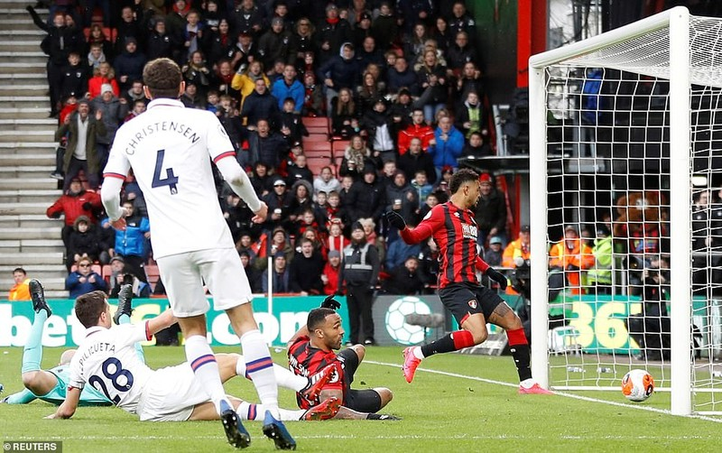 Hòa nhọc nhằn trên sân Bournemouth, Chelsea lung lay tốp 4 - ảnh 4