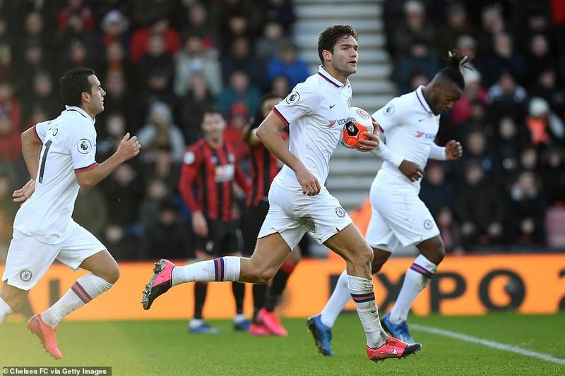 Hòa nhọc nhằn trên sân Bournemouth, Chelsea lung lay tốp 4 - ảnh 6