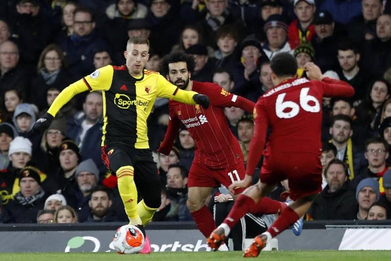 Liverpool thua tan nát, chấm dứt chuỗi trận bất bại - ảnh 1
