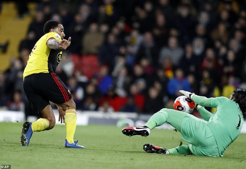 Liverpool thua tan nát, chấm dứt chuỗi trận bất bại - ảnh 3