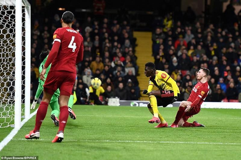 Liverpool thua tan nát, chấm dứt chuỗi trận bất bại - ảnh 4