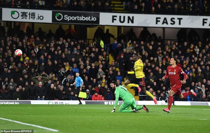 Liverpool thua tan nát, chấm dứt chuỗi trận bất bại - ảnh 5