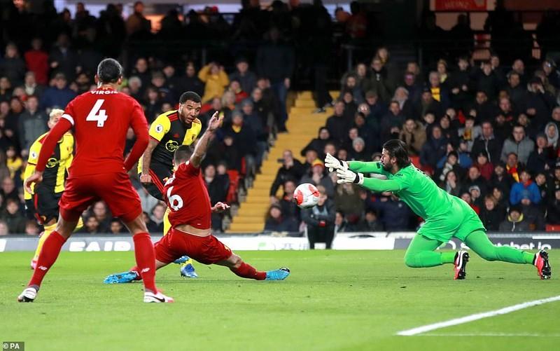 Liverpool thua tan nát, chấm dứt chuỗi trận bất bại - ảnh 6