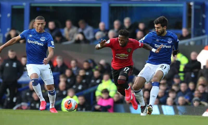 VAR 'cứu thua' phút cuối, MU nhọc nhằn có điểm trước Everton - ảnh 4