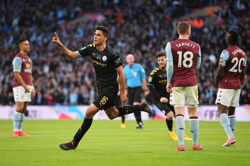 Hạ Aston Villa, Man. City lập hat trick vô địch League Cup - ảnh 3