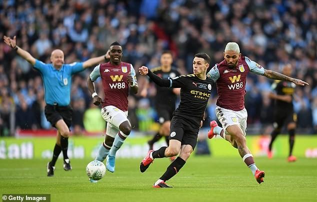 Hạ Aston Villa, Man. City lập hat trick vô địch League Cup - ảnh 5