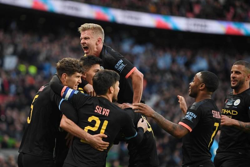 Hạ Aston Villa, Man. City lập hat trick vô địch League Cup - ảnh 7