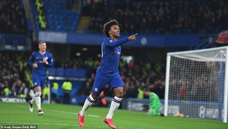 Liverpool thua 3 trận liền, bị Chelsea loại khỏi FA Cup - ảnh 1