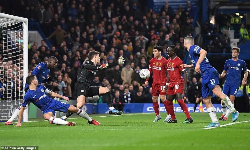 Liverpool thua 3 trận liền, bị Chelsea loại khỏi FA Cup - ảnh 2