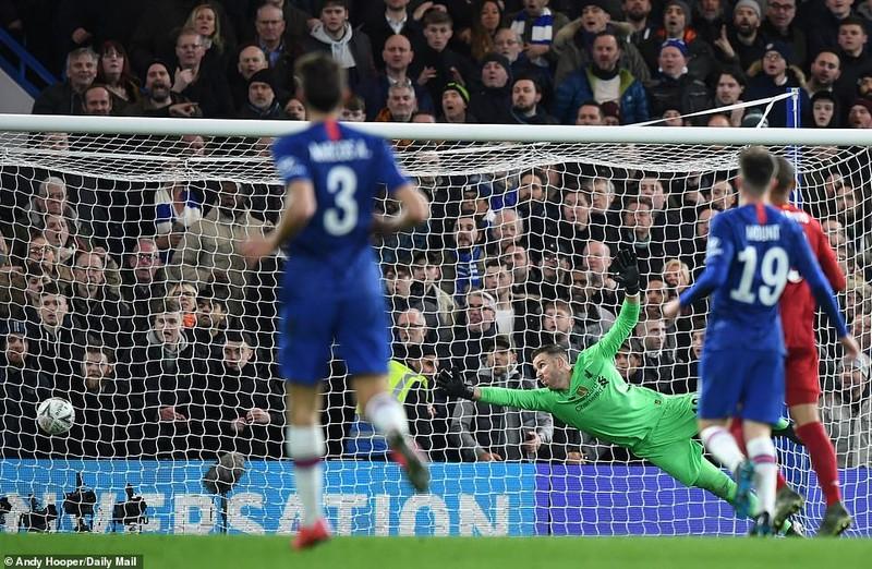 Liverpool thua 3 trận liền, bị Chelsea loại khỏi FA Cup - ảnh 4