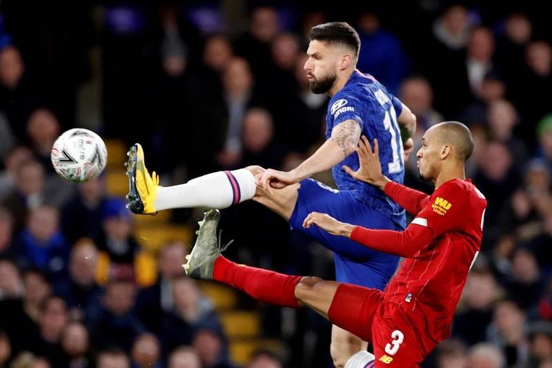 Liverpool thua 3 trận liền, bị Chelsea loại khỏi FA Cup - ảnh 5