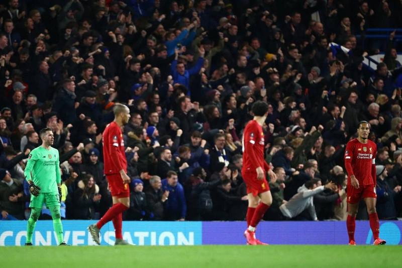 Liverpool thua 3 trận liền, bị Chelsea loại khỏi FA Cup - ảnh 6