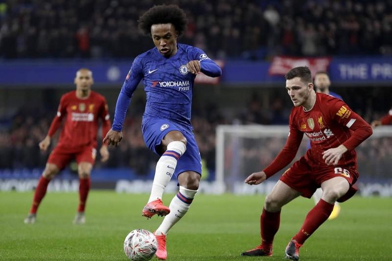 Liverpool thua 3 trận liền, bị Chelsea loại khỏi FA Cup - ảnh 3