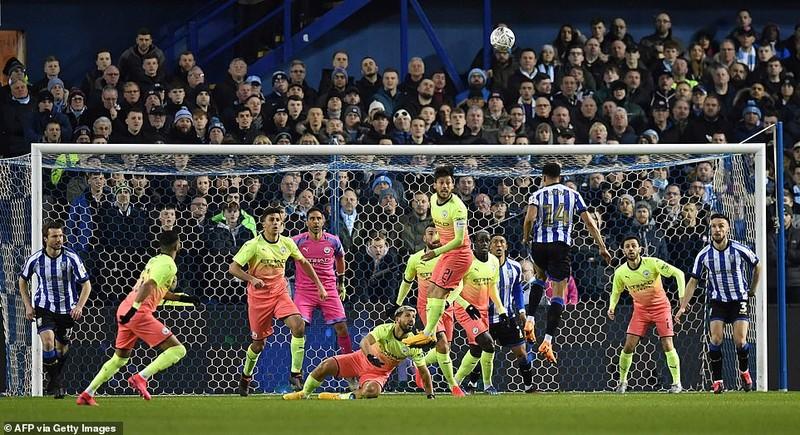 Aguero tỏa sáng, Man.City nối gót Chelsea, Arsenal vào tứ kết - ảnh 5