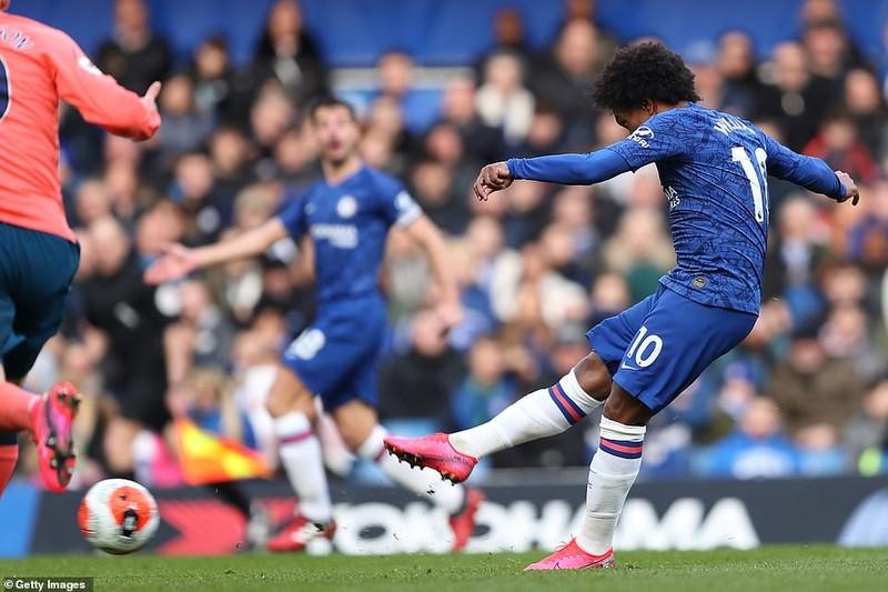 Vùi dập Everton tại Stamford Bridge, Chelsea giữ vững tốp 4 - ảnh 5
