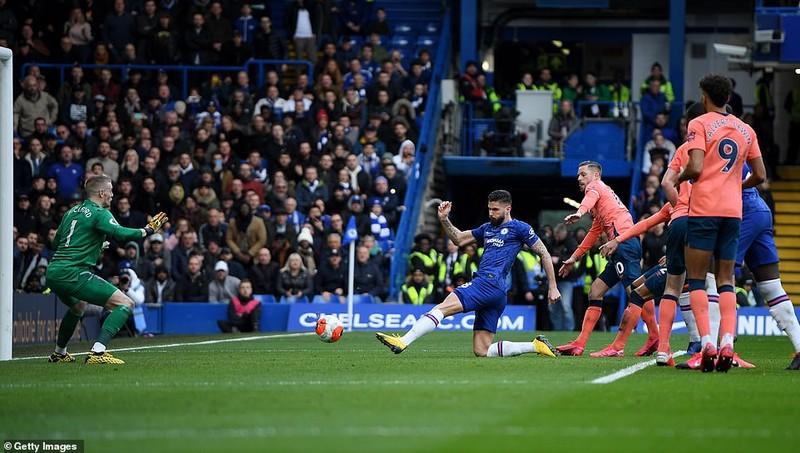 Vùi dập Everton tại Stamford Bridge, Chelsea giữ vững tốp 4 - ảnh 6