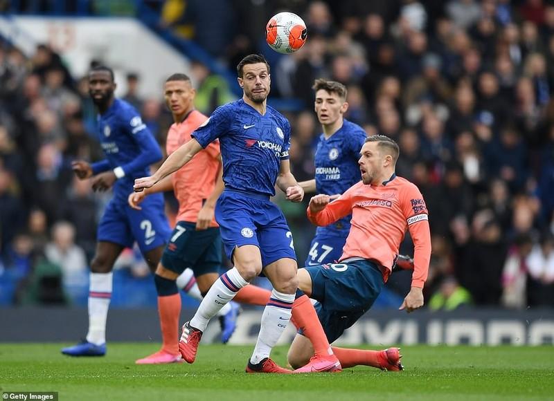 Vùi dập Everton tại Stamford Bridge, Chelsea giữ vững tốp 4 - ảnh 7